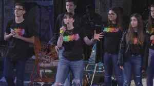 Parkland Drama Students Surprise Another New York Audience