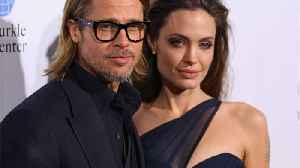 News video: Angelina Jolie Might Face Custody Problems If Brad Pitt Isn't Allowed To See Their Kids More
