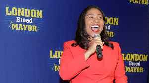 News video: London Breed Becomes San Francisco's New Mayor