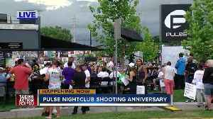 Orlando community remembers Pulse anniversary 2 years later [Video]