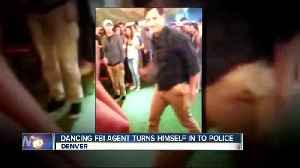 Dancing FBI agent who shot person turns himself in