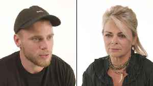 News video: Olympic Skier Gus Kenworthy Talks to His Mom About Coming Out of the Closet