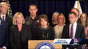 News video: Almost 700 opioid-related deaths link to Purdue Pharma, Massachusetts AG says