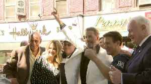'John Travolta Day' Takes Over Bensonhurst