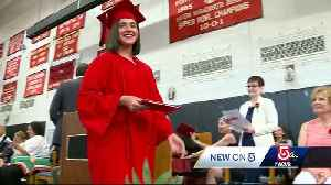 Graduation marks milestone in friendship born out of tragedy [Video]