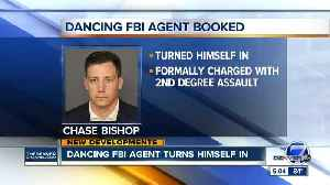 News video: Dancing FBI agent accused in shooting at Denver bar charged with felony second-degree assault