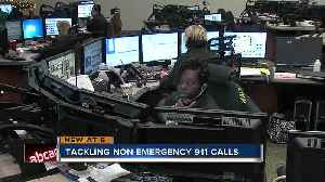 News video: Largo hopes new mental health program will alleviate non-emergency calls clogging 911 system