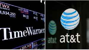 News video: Merger of AT&T and Time-Warner All Clear To Go
