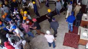 Sikh Temple Members Frustrated by Lack of Charges from Brawl in April [Video]