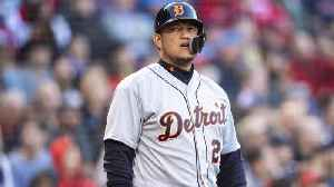 News video: Miguel Cabrera to Have Season-Ending Surgery After Rupturing Biceps Tendon