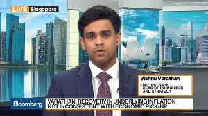 News video: RBI Will Need to Do Another Catch-Up, Mizuho's Varathan Says