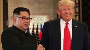 News video: Confusion as North Korea says US will lift sanctions