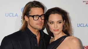 News video: Angelina Jolie Ordered to Give Brad Pitt More Time With Kids