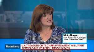 News video: U.K.'s Morgan Says Banking's Gender Pay Gap Is a `Cultural Issue'