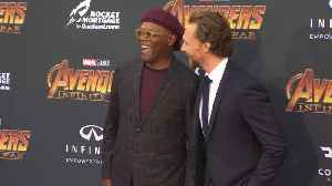 News video: 'Avengers: Infinity War' completes gang of four $2 billion super-movies