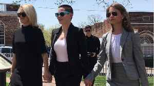News video: Rose McGowan Will Have January Trial On Cocaine Charge