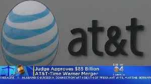 Federal Judge Approves AT&T's Acquistion Of Time Warner [Video]