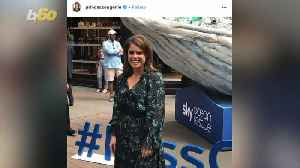 News video: Royally Unfair! Why Princess Eugenie Has An Instagram Account But Duchess Meghan Can't