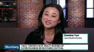 News video: 500 Startups CEO Tsai Discusses Abu Dhabi Investment