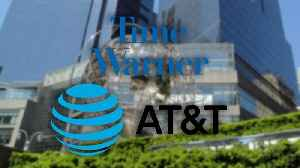 News video: AT&T Time Warner Merger Approved