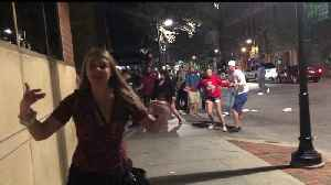 News video: TV Reporter Speaks Out After Being Assaulted for Recording Fight
