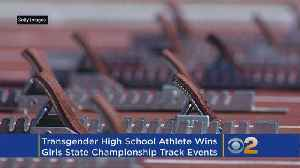 News video: Transgender Track Athlete Wins CT State Championship, Debate Ensues