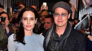 News video: People Now: All About the New Ruling in the Brad Pitt and Angelina Jolie Custody Case — Watch the Full Episode