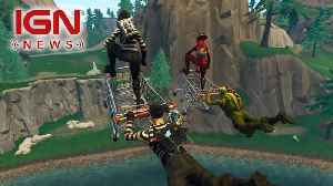 News video: Fortnite on Switch Hits 2 Million Downloads