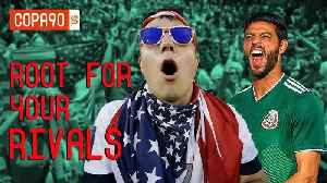 News video: Mexico: CONCACAF's Best World Cup Hope