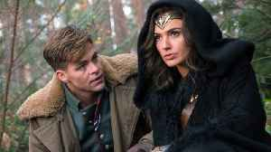 News video: The first images from Wonder Woman 2 are here — and your eyes do not deceive you, that really is Steve Trevor