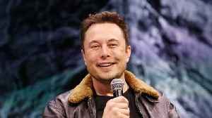 News video: Elon Musk Purchases Over 70,000 Shares Of Tesla