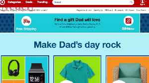 News video: Target Apologizes After Receiving Backlash for 'Baby Daddy' Father's Day Cards