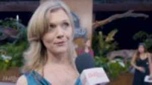 News video: Ariana Richards Calls 'Jurassic World: Fallen Kingdom' Premiere an