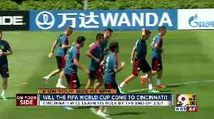 News video: Will the FIFA World Cup come to Cincinnati?