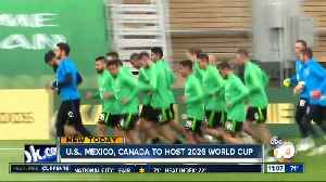 World Cup comes to North American in 2026 [Video]
