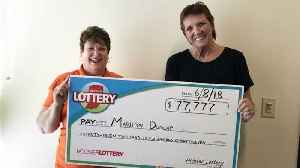 Indiana Woman Battling Cancer Wins $77,777 from Lottery