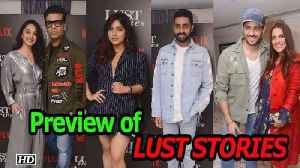 News video: Preview of LUST STORIES | Celebs Go Gaga