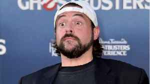 News video: Kevin Smith Reveals 43-Lb Weight Loss After Heart Attack
