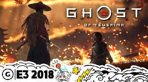Ghost of Tsushima's Combat and World Explained | E3 2018 [Video]