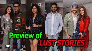 Preview of LUST STORIES   Celebs Go Gaga