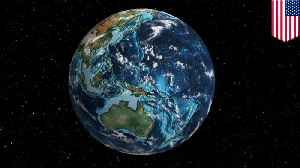News video: Ancient Earth map lets you look up addresses across 750M years