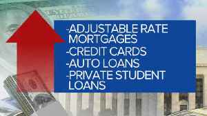 News video: Federal Reserve hikes key interest rate another quarter-point