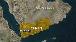News video: Risky U.S.-backed assault on Yemen rebel stronghold begins