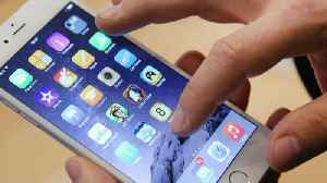 News video: Apple to close iPhone security gap notably used by law enforcement