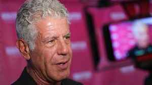News video: Netflix Will Continue Streaming Anthony Bourdain's Parts Unknown