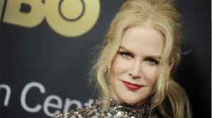 Nicole Kidman And  Amazon Ink Movie And TV Deal