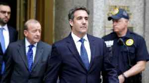 News video: Former Trump lawyer Michael Cohen feeling isolated, under pressure