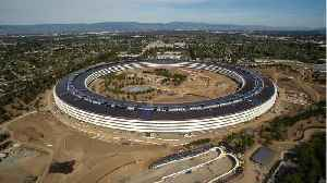 Apple Gives Spaceship Campus Standing Desks To Improve 'Lifestyle'
