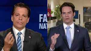 News video: 'Weekend Update' highlights a news-filled summer and doesn't forget The Mooch