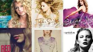 News video: The most significant song from every Taylor Swift album